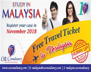 Free Travel Ticket to Malaysia