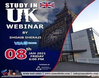 Canterbury Christ Church University Live Webinar, Study In UK