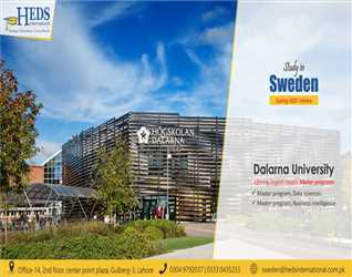 Dalarna University SWEDEN   Apply admission without IELTS