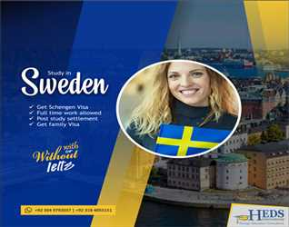 Study in Sweden | Sciences graduates can apply without IELTS