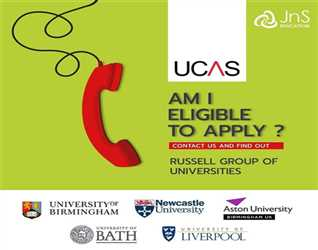 UCAS is simple with JnS Education