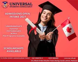 Study in Canada SDS or Non-SDS with USC