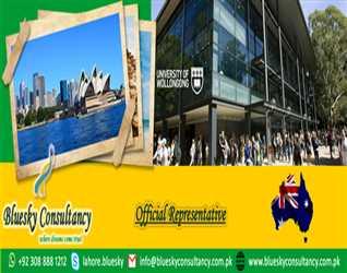 Get Admissions in UOW Australia through BLUESKY CONSULTANCY