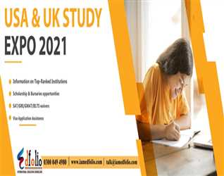 USA and UK Study Fair on March th,  at Marriott Hotel Karachi