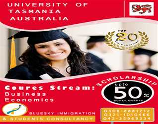 GET Fifty% SCHOLARSHIP in Australia-Top Eight Universities-Apply now for upcoming intake