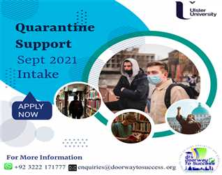 Quarantine Support Opportunity for Students