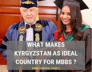 What Makes Kyrgyzstan as Ideal Country for MBBS ?