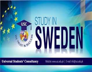Study in Sweden. Post graduation admissions are still open.