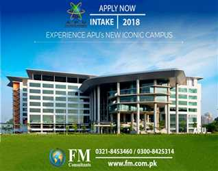 Apply now to get admission in #Asia #Pacific #University and get #Malaysia study visa without any difficulty.