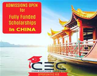 Chinese Government Scholarship | Open For Application |CEC Pakistan