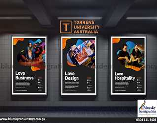 Study in Torrens University of Australia