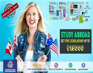 STUDY ABROAD IN TOP UNIVERSITIES