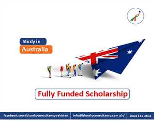 Fully Funded Scholarship For graduates, Study in Australia