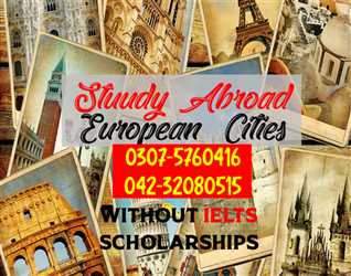 Study in European Countries without IELTS Join HRM student solutions Pvt Ltd
