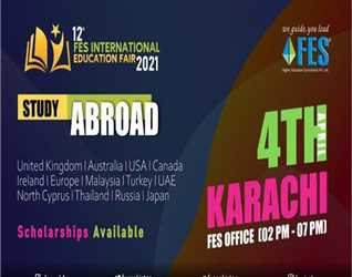After A Successful FES November Education Fair , FES Higher Education Consultants Pvt. Ltd. Proudly Presents th FES International Education Fai