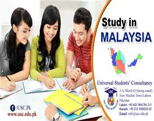 Study in Malaysia with affordable tuition fee.