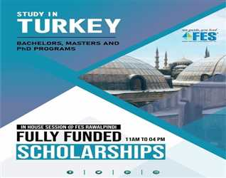 Free Information Session on Scholarships in Turkey