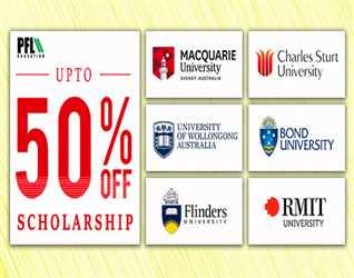 PFL: Scholarships upto Fifty Percent