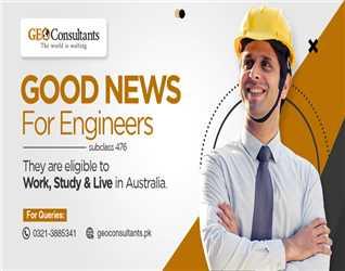 Temporary Residency in Australia For Engineers