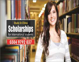 SCHOLARSHIP IN CHINA | MS/PhD PROGRAMS | LIMITED SEATS
