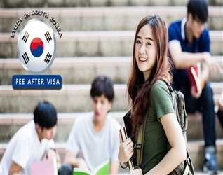 Study in South Korea-Fee After Visa-Join us and Claim your Scholarship