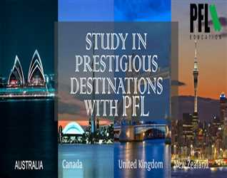 Study Abroad in Top Destinations