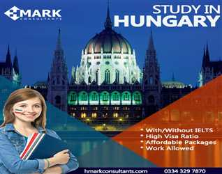 Study in Hungary (Schengen Country) - Apply Now (Deadline: 15th November)