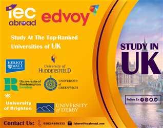 Study In UK!!!!