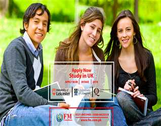 Apply now to get admission in #UK Universities and get #UK study visa without any difficulty.Mob: 03218453460 | 0300 8425314