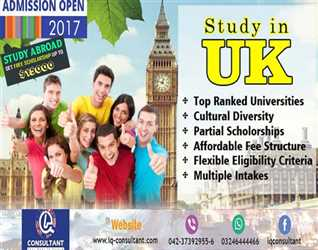 Study In United kingdom. Top ranked universities.July Intake is available. Scholarship available for all students.