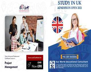 Study in UK with Aus World Educational Consultants